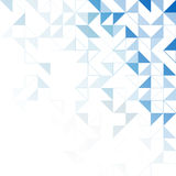Simple triangular pattern Royalty Free Stock Photo