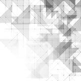 Simple triangular pattern Stock Photos