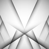 Simple vector background of straight gray lines Stock Photos