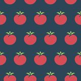 Simple vector illustration with ability to change. Pattern with tomatoes. Pattern with tomatoes. Simple vector illustration with ability to change stock illustration