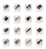 Simple Vector Object Icons Stock Photos