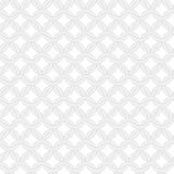 Simple vector seamless interwoven rings pattern