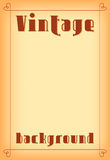 Vintage background paper Stock Image