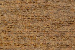 Simple vintage bricks background Stock Photography