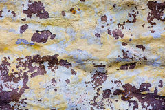 Simple wall stone texture background Royalty Free Stock Photo