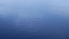 Simple water blue stock video footage