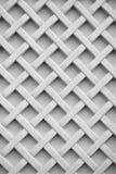 Simple White Lattice Pattern Background Royalty Free Stock Image