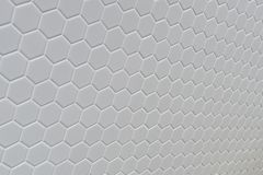 A simple white texture pattern royalty free stock images