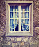 Simple Window Royalty Free Stock Photos