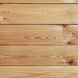 Simple wooden planks in a row. Stock Images