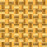 Simple woven wicker texture Royalty Free Stock Photo