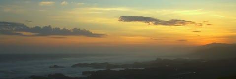 Simplemente mar Foto de archivo libre de regalías