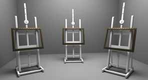 Simplesmente atelier Foto de Stock Royalty Free