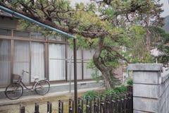 A simplicidade do japonês é um bom exemplo de uma suficiente vida fotografia de stock