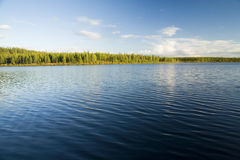Simplicity landscape Stock Image