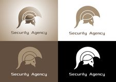 «Security Agency» Logo Stock Images