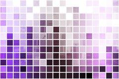 simpliste pourpré minimaliste abstrait Images stock