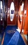 Simplon-oosten-Uitdrukkelijk Venetië - meer interier Royalty-vrije Stock Foto's