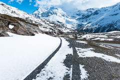 Simplon Pass, Italy Royalty Free Stock Photography