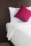 Simply bedroom Stock Photos