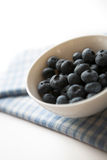 Simply blueberries Royalty Free Stock Photography