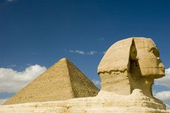 Simply giza Royalty Free Stock Photography