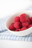 Simply raspberries Stock Images