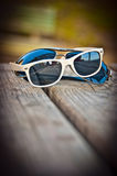 Simply sunglasses Royalty Free Stock Images