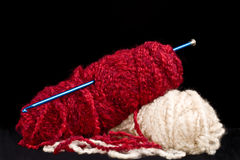 Simply Yarn Stock Image