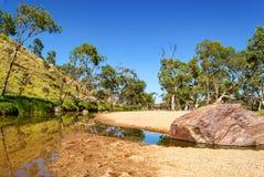 Simpsons Gap (Australia Northern Territory) Stock Image