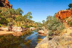 Simpsons Gap (Australia Northern Territory) Royalty Free Stock Image