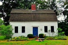 Simsbury, CT: 1795 Hendrick House Royalty Free Stock Photography