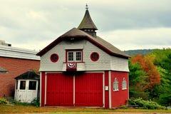 Simsbury, CT: Wagen-Haus 1885 Stockbilder