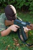 Simulation 2 de forces spéciales Photo libre de droits