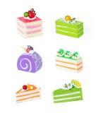 Simulation Cake Royalty Free Stock Photos