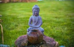Simulation de statue de Bouddha Image stock