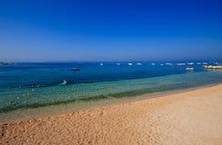 simuni Хорватии пляжа Стоковое Изображение