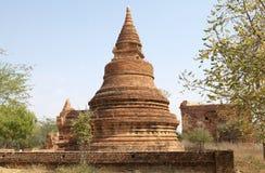Sin Byu Shin monastic complex, Bagan, Myanmar Stock Photos