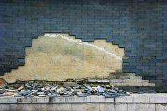 Sin el maquillaje - embellecimiento de Hutong, Pekín Fotografía de archivo libre de regalías