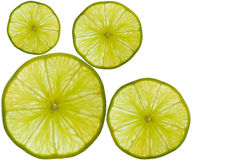 Sin raza del limón de las semillas Fotografía de archivo libre de regalías