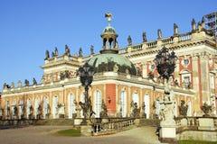 Sin souci en Potsdam imagenes de archivo