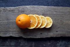 Sinaasappel Stock Fotografie