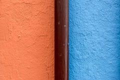 Sinaasappel, bruin, cyaan stock afbeeldingen