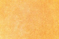 Sinaasappel geschilderde pastelkleur middelgrote geweven abstracte achtergrond Royalty-vrije Stock Afbeelding