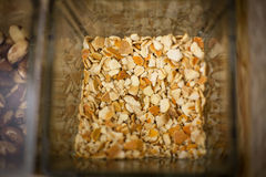 Sinaasappel - Macro stock foto