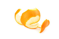 Sinaasappel - Macro Royalty-vrije Stock Fotografie
