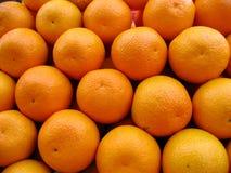 Sinaasappelen. Royalty-vrije Stock Afbeeldingen
