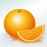 Sinaasappelen stock illustratie