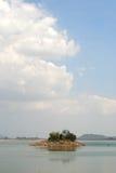 Sinabung海湾,巴淡岛印度尼西亚 库存照片