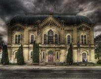 Sinagoga Imagem de Stock Royalty Free